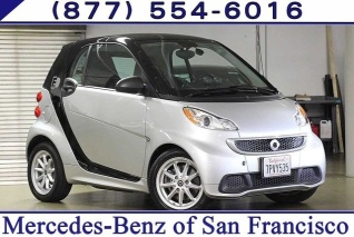2017 Smart Fortwo Pion Coupe Electric Drive For In San Francisco Ca