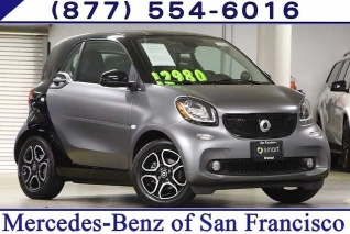 2016 Smart Fortwo Prime Coupe For In San Francisco Ca