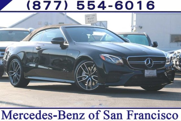 Mercedes Benz Of San Francisco >> 2020 Mercedes Benz E Class Amg E 53 For Sale In San