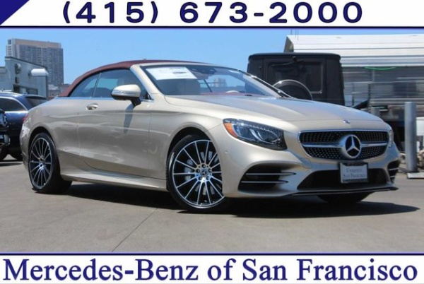 2019 Mercedes-Benz S-Class in San Francisco, CA