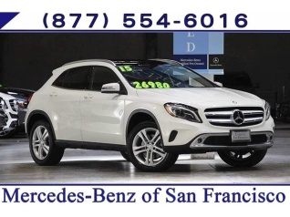 Used 2015 Mercedes Benz GLA GLA 250 FWD For Sale In SAN FRANCISCO, CA