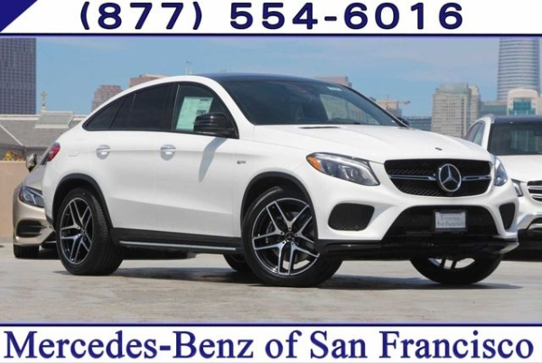 Mercedes Benz Of San Francisco >> 2019 Mercedes Benz Gle Gle 43 Amg For Sale In San Francisco