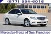 2011 Mercedes-Benz C-Class C 300 Luxury Sedan RWD for Sale in SAN FRANCISCO, CA