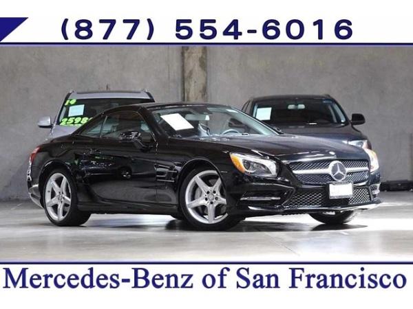 2015 Mercedes Benz SL In SAN FRANCISCO, CA