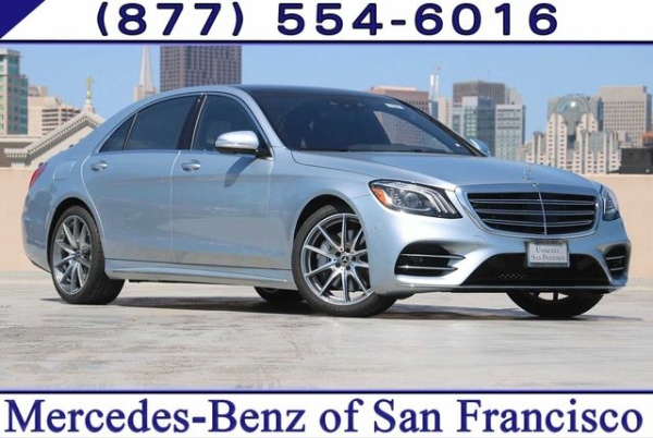 2019 Mercedes-Benz S-Class in SAN FRANCISCO, CA
