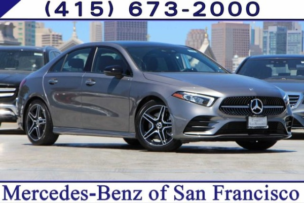 2019 Mercedes-Benz A-Class in San Francisco, CA