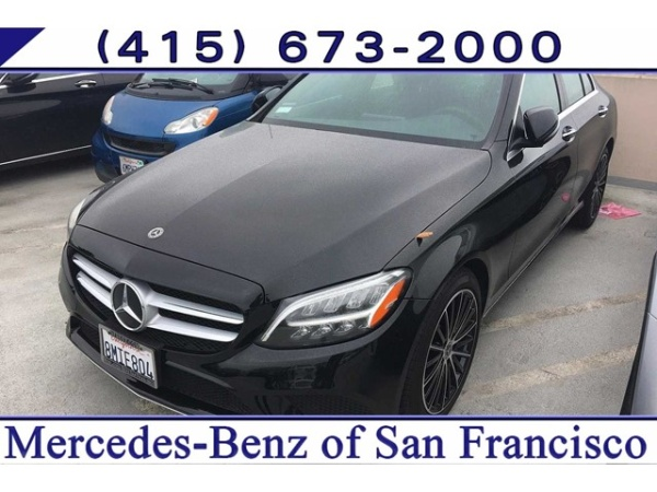 2020 Mercedes-Benz C-Class in San Francisco, CA