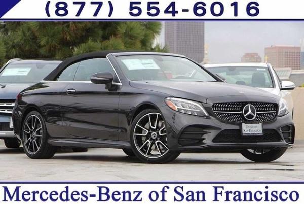 2019 Mercedes-Benz C-Class in SAN FRANCISCO, CA