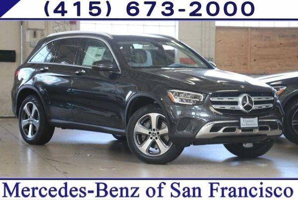2020 Mercedes-Benz GLC in San Francisco, CA