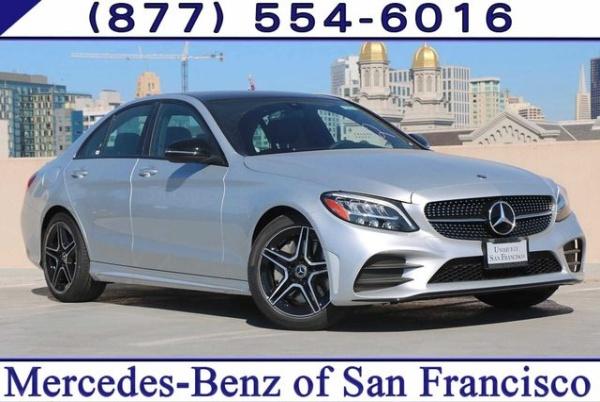 2020 Mercedes-Benz C-Class in San Francisco, CA
