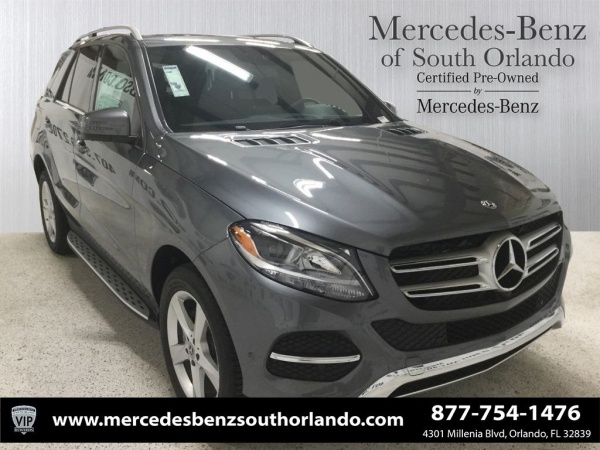 2018 Mercedes-Benz GLE in ORLANDO, FL