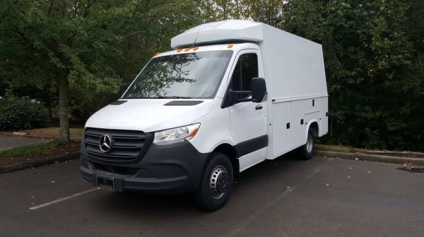 2019 Mercedes-Benz Sprinter Cab Chassis in Wilsonville, OR