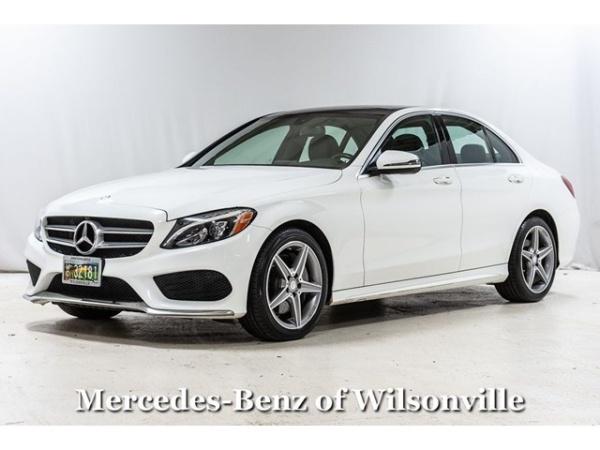 2017 Mercedes-Benz C-Class in Wilsonville, OR