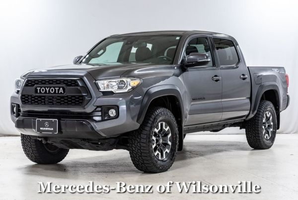 2018 Toyota Tacoma in Wilsonville, OR