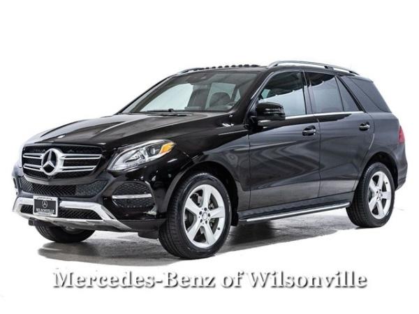 2016 Mercedes-Benz GLE in Wilsonville, OR