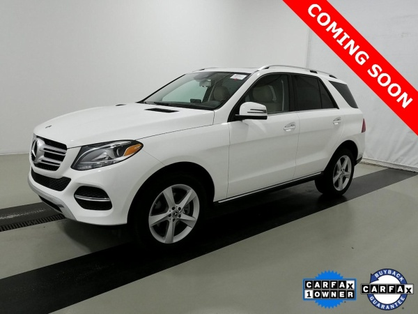 2018 Mercedes-Benz GLE in Wilsonville, OR
