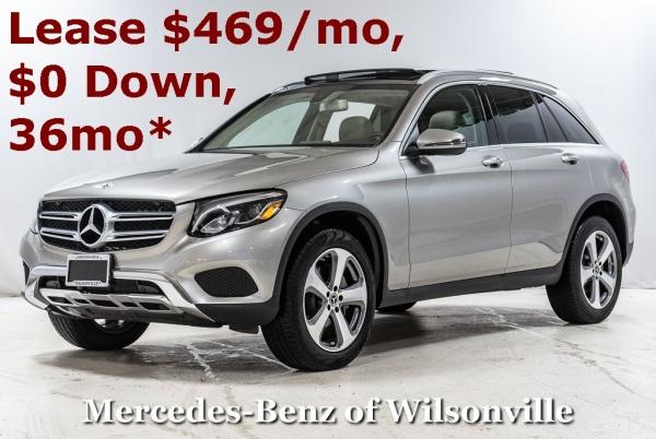 2019 Mercedes-Benz GLC in Wilsonville, OR