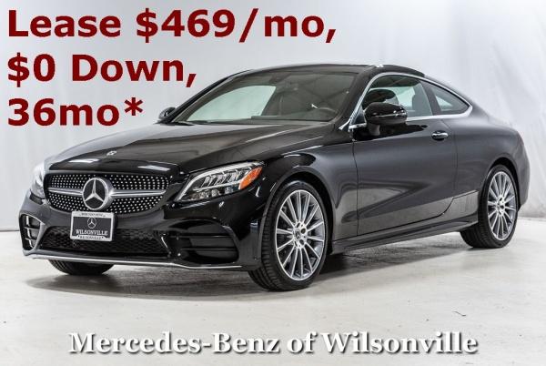 2019 Mercedes-Benz C-Class in Wilsonville, OR