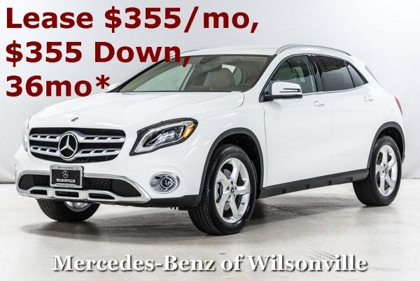 2020 Mercedes-Benz GLA in Wilsonville, OR