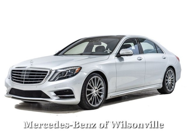 2017 Mercedes-Benz S-Class in Wilsonville, OR