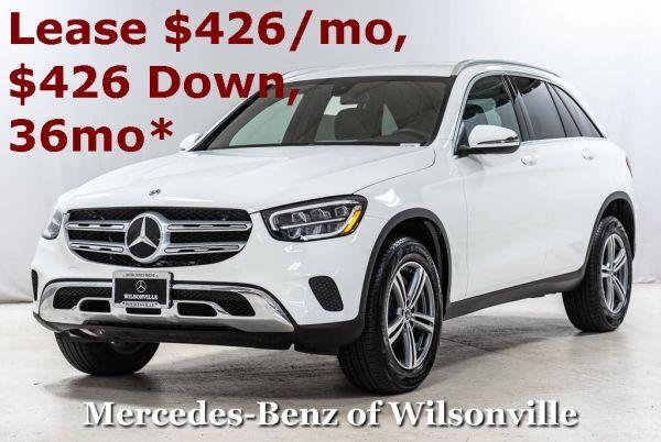 2020 Mercedes-Benz GLC in Wilsonville, OR