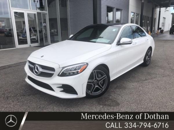 2019 Mercedes-Benz C-Class in Dothan, AL