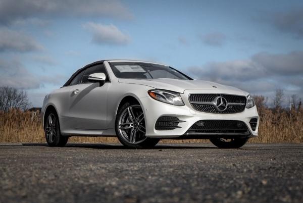 2020 Mercedes-Benz E-Class in Barrington, IL