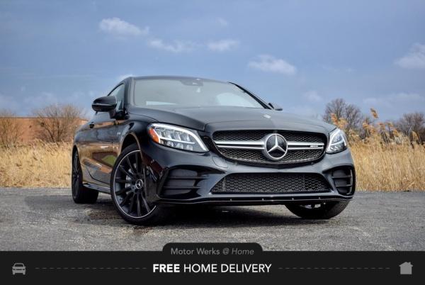 2019 Mercedes-Benz C-Class in Barrington, IL