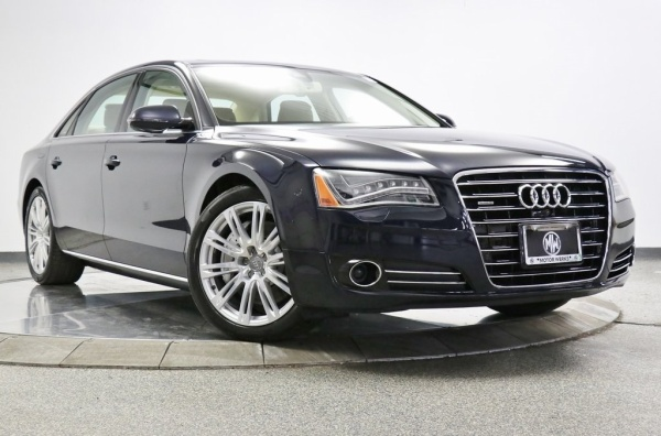 Used Audi A8 For Sale In Milwaukee Wi U S News Amp World