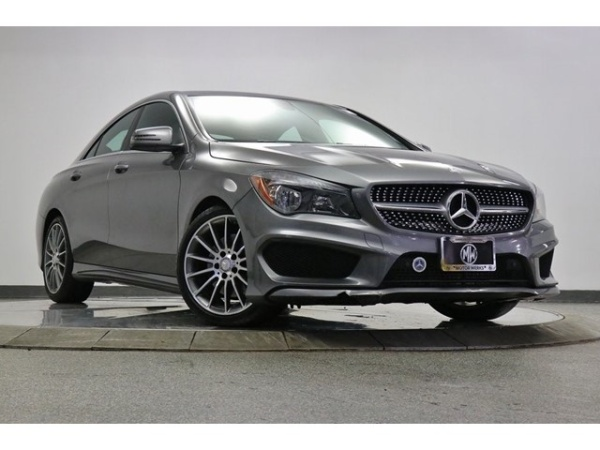 2016 Mercedes-Benz CLA in Barrington, IL