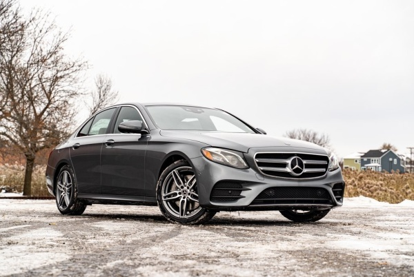 2020 Mercedes-Benz E-Class in Barrington, IL