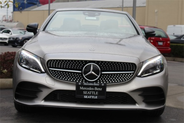 Mercedes Of Seattle >> 2019 Mercedes Benz C Class C 300 Cabriolet 4matic For Sale In
