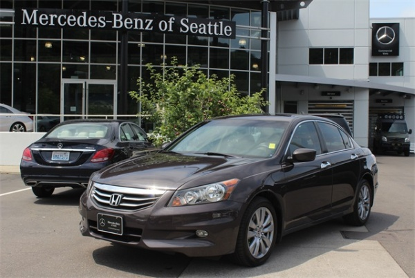 2012 Honda Accord in SEATTLE, WA