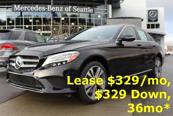 2019 Mercedes Benz C Cl In Seattle Wa