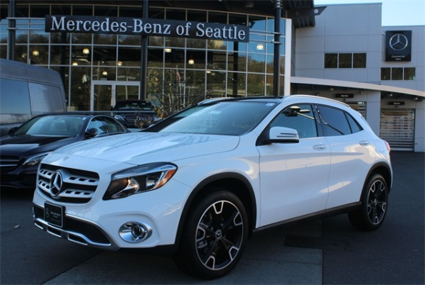 2019 Mercedes-Benz GLA in Seattle, WA