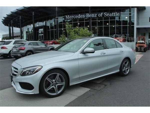 2018 Mercedes-Benz C-Class in SEATTLE, WA