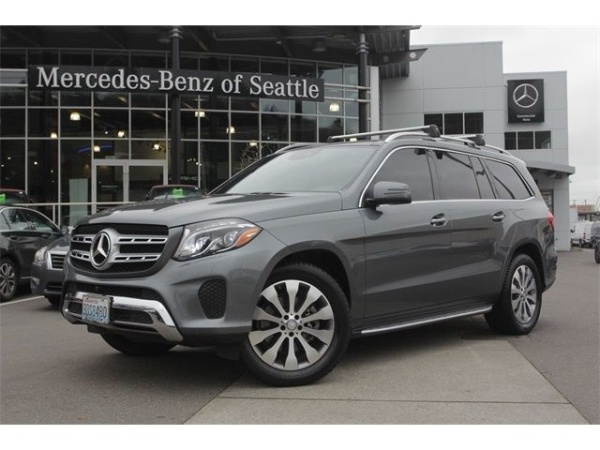 2017 Mercedes-Benz GLS in Seattle, WA