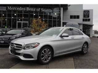 Mercedes Of Seattle >> Used Mercedes Benz C Class For Sale In Seattle Wa Truecar