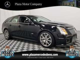 Cts-V Wagon For Sale >> Used Cadillac Cts V Wagons For Sale Truecar