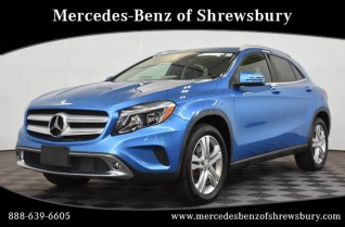 Used 2015 Mercedes Benz GLA GLA 250 4MATIC For Sale In Shrewsbury, MA