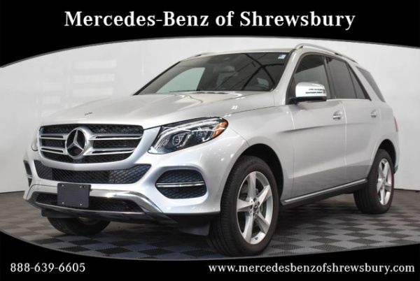 2018 Mercedes Benz GLE In Shrewsbury, MA
