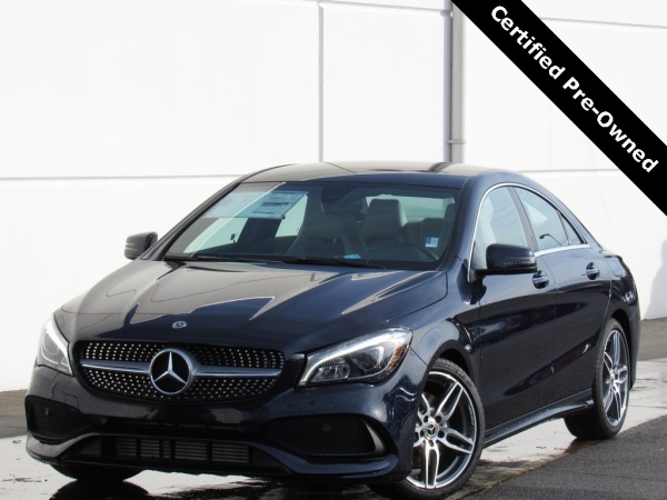 2019 Mercedes-Benz CLA in Bellingham, WA