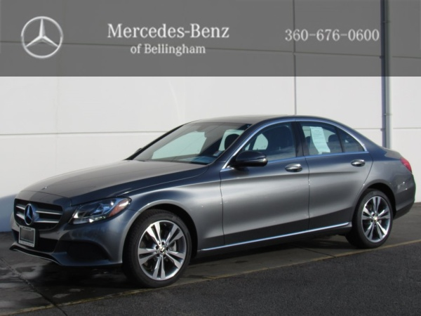2018 Mercedes-Benz C-Class in Bellingham, WA