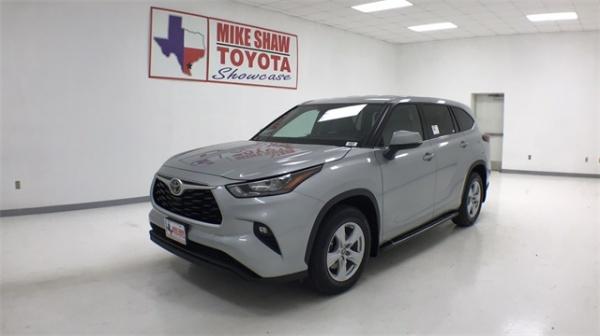 2020 Toyota Highlander in Corpus Christi, TX