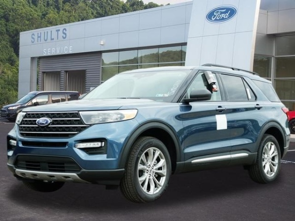 2020 Ford Explorer in Wexford, PA