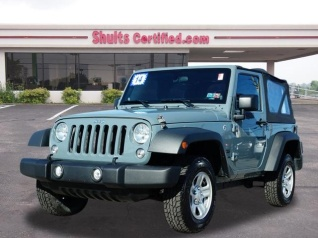 Used Jeeps For Sale In Pa >> Used Jeep Wrangler For Sale In Aliquippa Pa 229 Used
