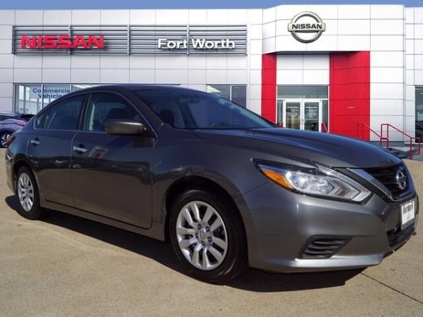2018 Nissan Altima in Fort Worth, TX