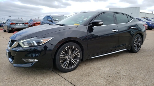 2017 Nissan Maxima in Fort Worth, TX