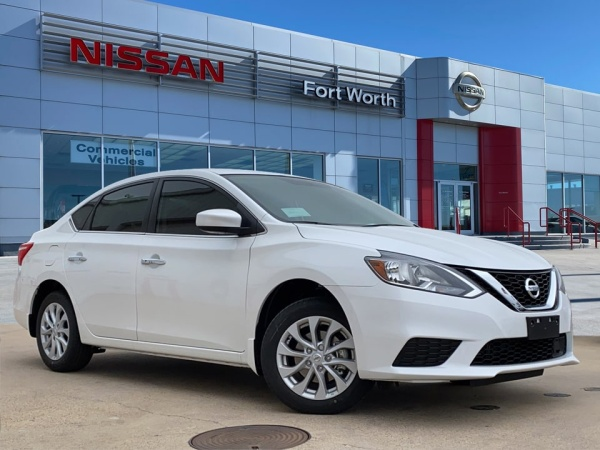 2019 Nissan Sentra in Fort Worth, TX