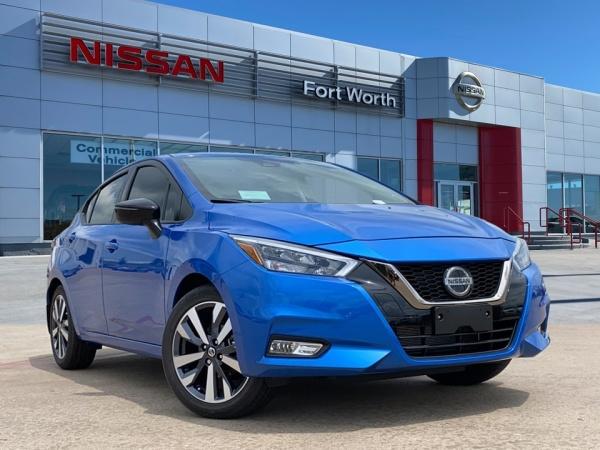 2020 Nissan Versa in Fort Worth, TX